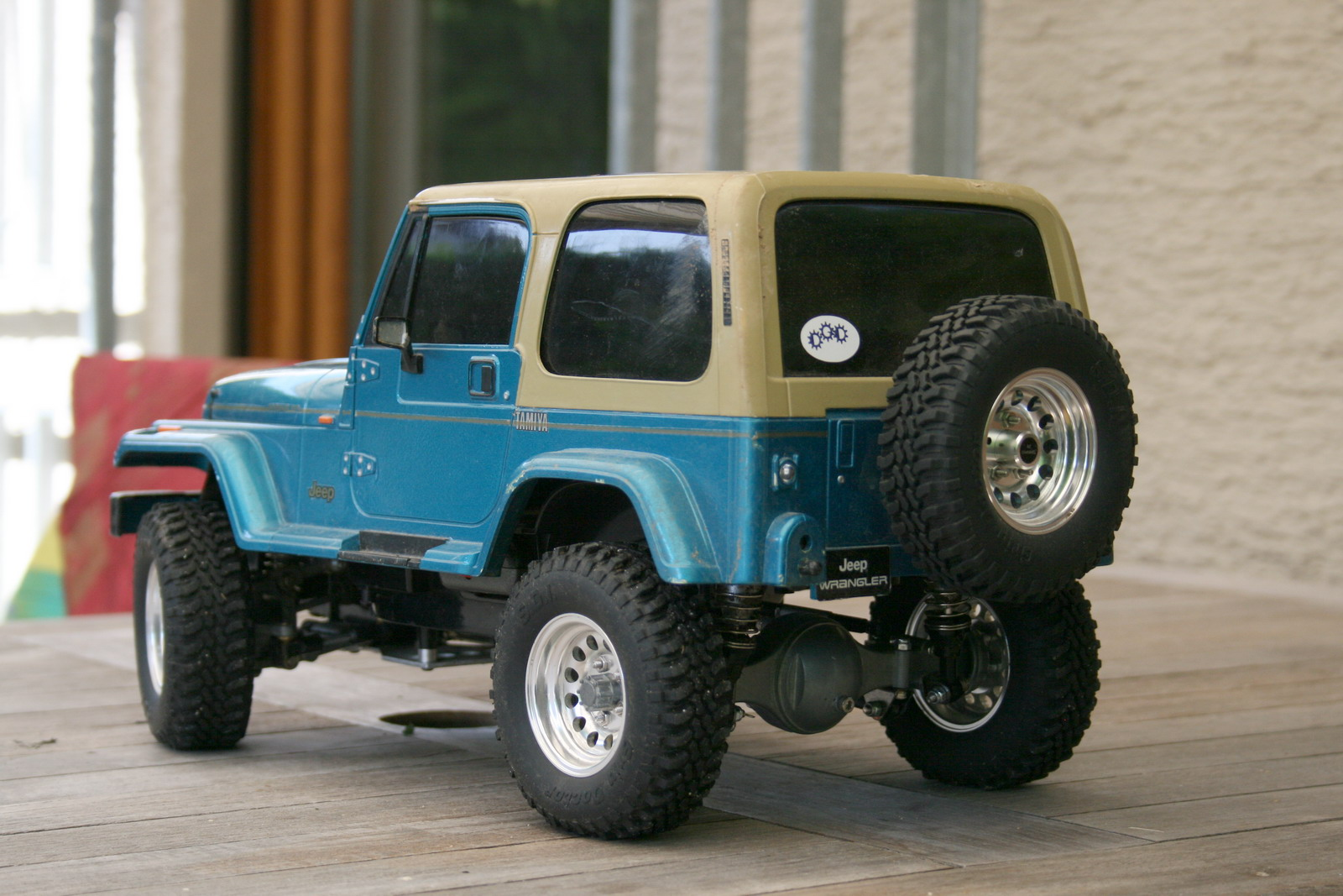 und noch ein tamiya xc cc wrangler scale offroader das modellbauforum. Black Bedroom Furniture Sets. Home Design Ideas