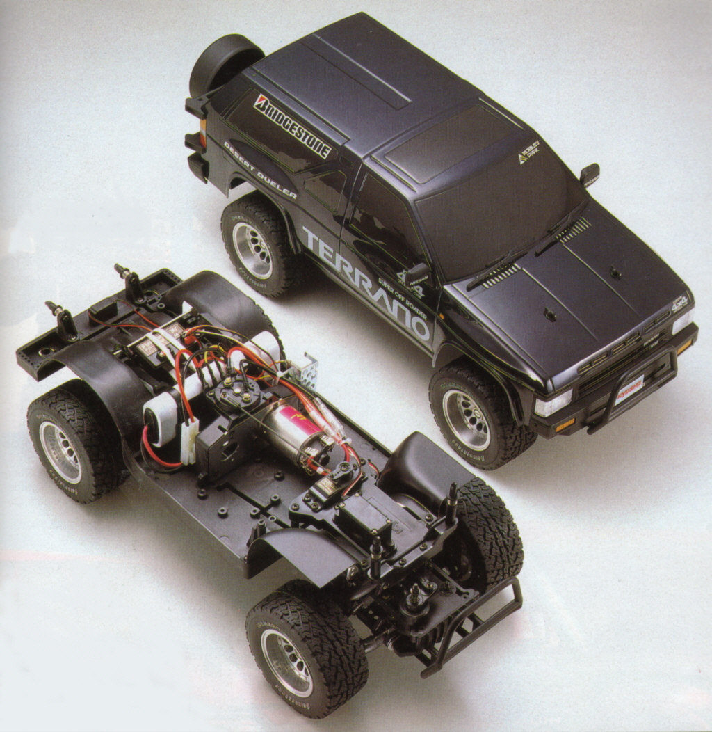 Nissan Pathfinder Body