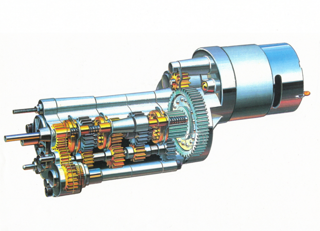 3 speed transmission